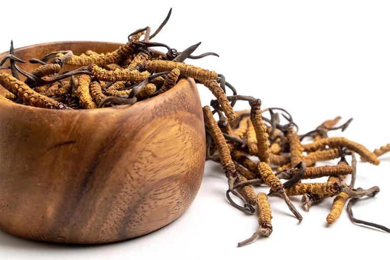 đông trùng hạ thảo kỵ gì, dong trùng hạ thảo, ăn đông trùng hạ thảo